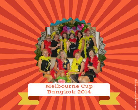 Melbourne Cup Bangkok 2014