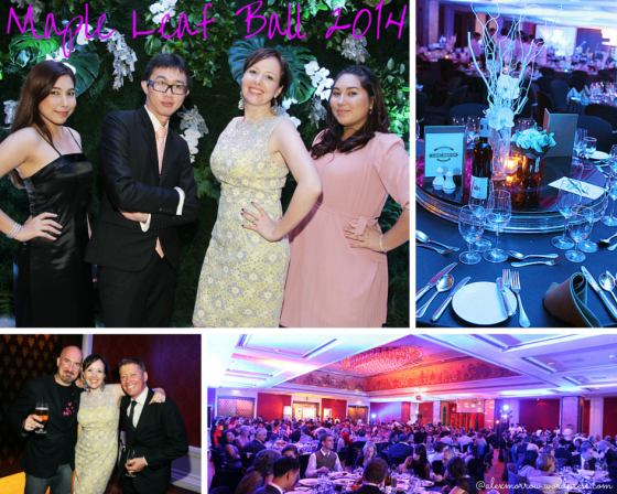 Maple Leaf Ball 2014