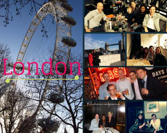 London Dezember 2014