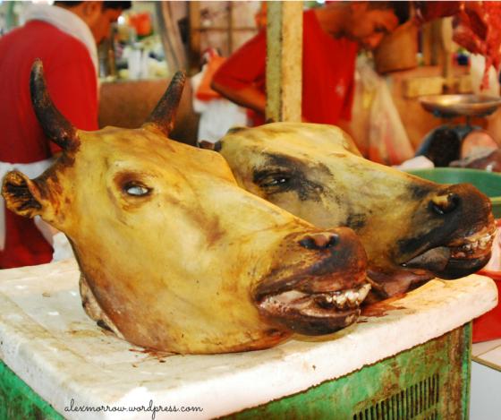 Essbares: Nichts für Vegetarier und schwacheGemüter